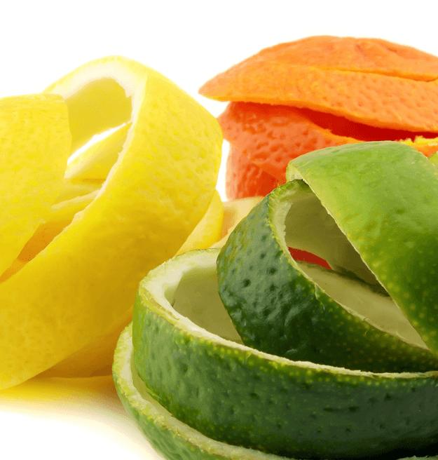 citrus fruit peel