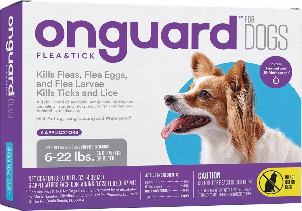 Dog Tick Control