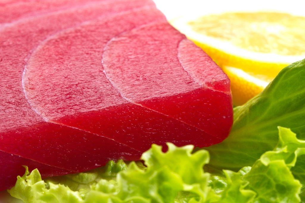 tuna fish slice hd