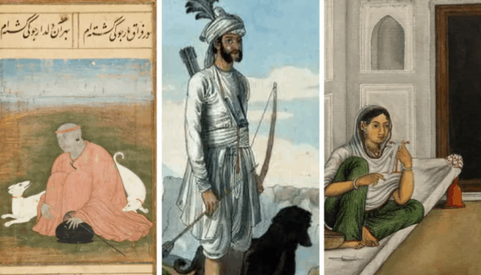 Royal history of Indian street dogs